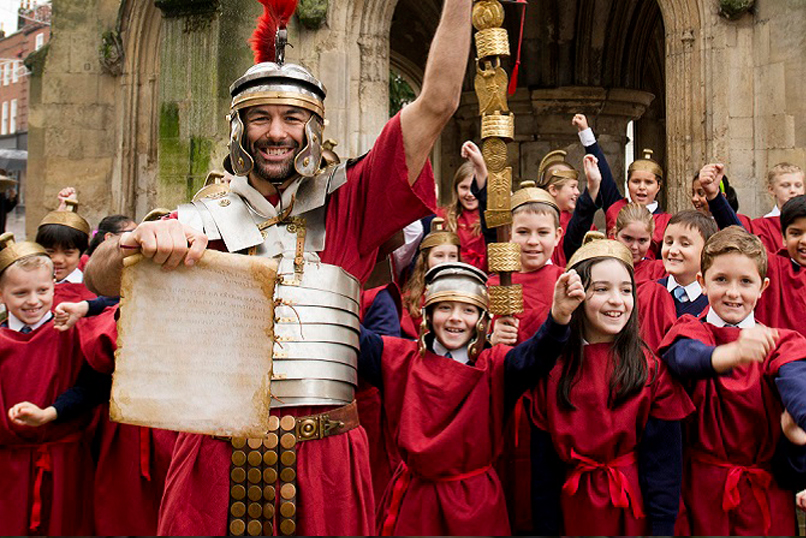 Promote your Business during Roman Week